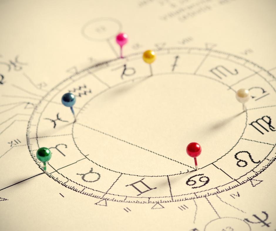 Ēteriskās eļļas maisījums katrai zodiaka zīmei.