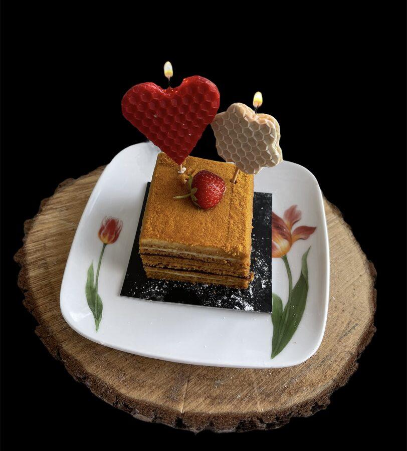 Citādākas dzimšanas dienas svecītes!!!