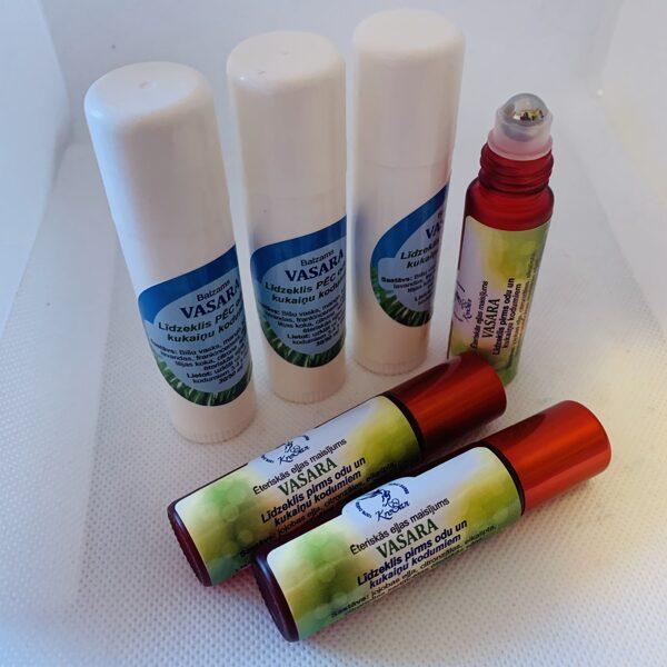Vasara - Līdzeklis PRET odu un kukaiņu kodumiem (10 ml)